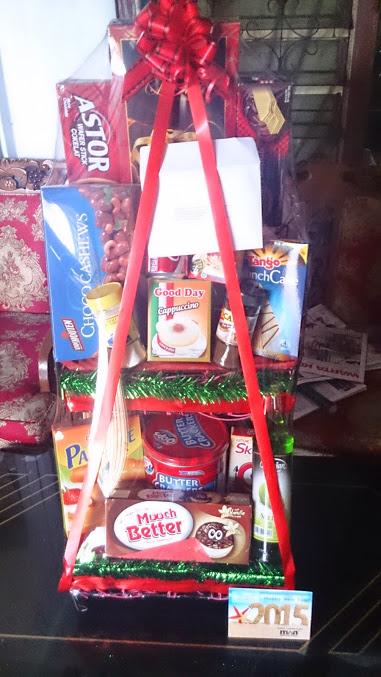 Katalog Promo Parcel Natal dan Tahun Baru 2016