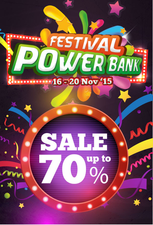 Power Bank HARGA MIRING